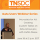 TNSDC Data Users Webinar Series: Microdata for All—Creating Custom Tables on data.census.gov