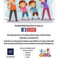 Being Healthy, Happy, Active, and Fit with Health Kids Early Start