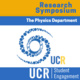 The Physics Department/ Research Symposium - Research Opportunities Abroad