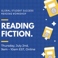 GSS Reading Workshop: Reading Fiction