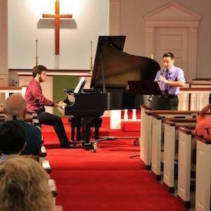 Douglas Wayland Student Chamber Competition: Winners Concert