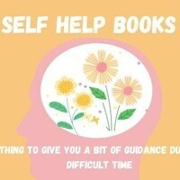 Digital Book Display: Self Help Books