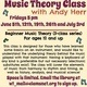 Beginner Music Theory