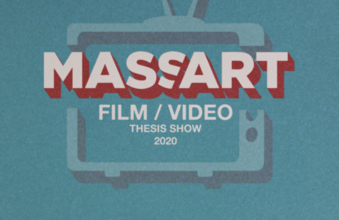 LIVE: MassArt Film/Video Thesis Show 2020