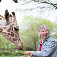 Nature as Inspiration Environmental Film Festival: The Woman Who Loves Giraffes