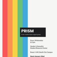 Prism: A Queer Support Group