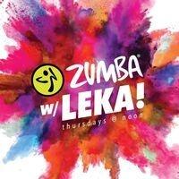 Zumba with LEKA
