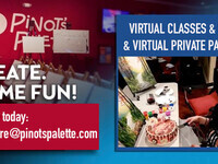 Create. Home. Fun. Virtual Private Parties and Events!