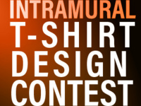Intramural T-Shirt Design Contest