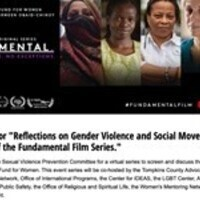 "Screening and discussion of Fundamental Series Episode 1: ""Rights Not Roses: Ending Child, Early, and Forced Marriage in Pakistan""(LDW)"