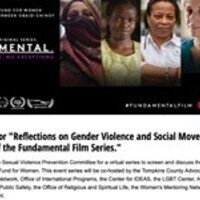"""Screening and discussion of Fundamental Series Episode 2: """"Defenders of Justice: Fighting Racism and Patriarchy in Brazil (LDW)"""