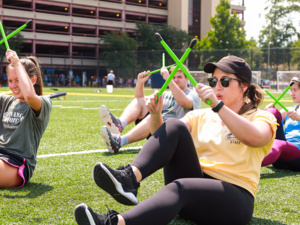 How to Get Involved on Campus: Campus Recreation