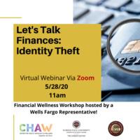 Let's Talk Finances!