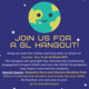 Global Learning Hangout: Office of International Student and Scholar Services