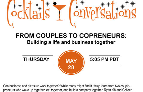 Cocktails & Conversations: From Couples to Copreneurs