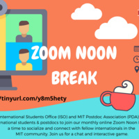 Zoom Noon Break