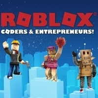 VIRTUAL CAMP - ROBLOX Coders & Entrepreneurs