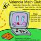 Valencia Math Bees - Online via Zoom