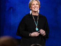 Virtual Movie Night - Brene Brown: The Call to Courage