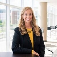Kacie Kilpatrick, School of Education Director of Recruitment, Scholarships and Student Engagement