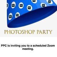 Photoshop Party - Black & White with Jim Trapp - Virtual
