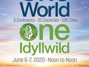 One world, One Idyllwild.