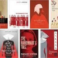 Summertime Book to Art Club:  The Handmaid's Tale