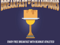 Bearkat Breakfast of Champions