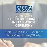 SLCSSA virtual swearing-in ceremony