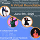 What: Creating Dynamic Resilience In the Professional Dancer: A Virtual Roundtable