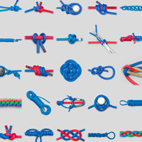 Climbing Knots and Hitches for Everyday Use
