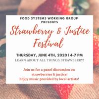 Strawberry & Justice Festival