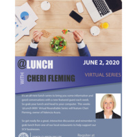 SCV Chamber of Commerce '@ Lunch With' Virtual Roundtable Series