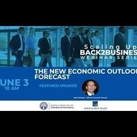 SVC Chamber of Commerce: The New Economic Outlook Forecast