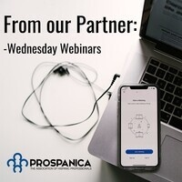 Prospanica Wednesday Webinars