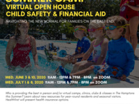 Summer Camp Virtual Open Houses | Child Safety & Financial Aid