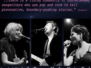 Making the Music: Anais Mitchell, Duncan Sheik & Shaina Taub