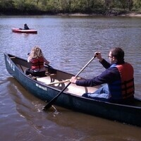 Paddle in the Park- MUST RESERVE BOATS AHEAD OF PROGRAM