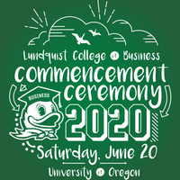 Lundquist College Undergraduate Commencement Ceremony