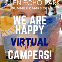 Glen Echo Park Online Camps