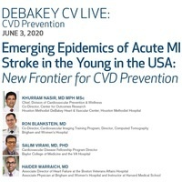 DeBakey CV Live: CVD Prevention