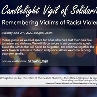 Vigil for Solidarity