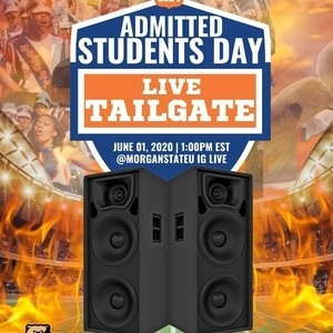 2020 Virtual Admitted Students Day Tailgate