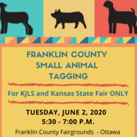 Franklin County Small Animal Tagging