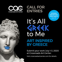 "Call for Entries: ""It's All Greek to Me"""