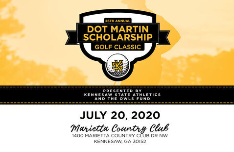 26th Annual Dot Martin Scholarship Golf Classic
