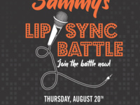Sammy's Lip Sync Battle