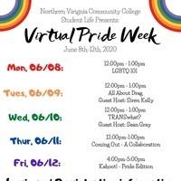 NOVA Virtual Pride Week: TRANSwhat? w/ Sean Gray