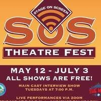 SOS Theatre Fest: Diaries of Adam and Eve - Virtual Event