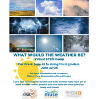 What Would the Weather Be? - Virtual STEM Camp